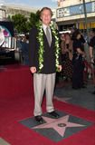 Photos and Pictures - 29FEB2000: Actor RICHARD CHAMBERLAIN on the Hollywood Walk of Fame where he was honored with the 2,154th star. Chamberlain opens in Los Angeles tomorrow in a stage production of The Sound of Music. Paul Smith / Featureflash