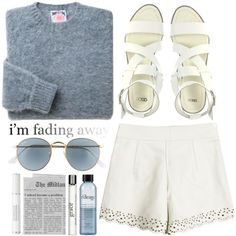 """Fading away"" by carocuixiao on Polyvore"