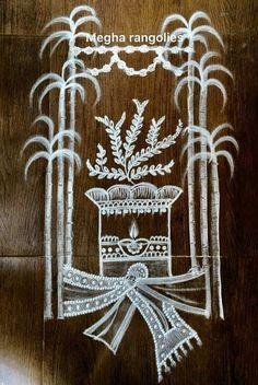 Rangoli Rangoli Designs Peacock, Indian Rangoli Designs, Rangoli Designs Latest, Rangoli Patterns, Rangoli Border Designs, Rangoli Ideas, Colorful Rangoli Designs, Mehndi Art Designs, Latest Rangoli