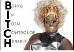Latrice Royale, you said it right. ;)
