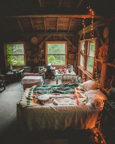 This cozy cabin is all we need