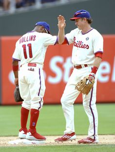 Jimmy Rollins & Chase Utley