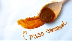 Miso Caramel