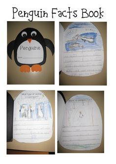 Free Penguin Template Printable
