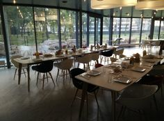 A fabulous lunch for 40 people :)!