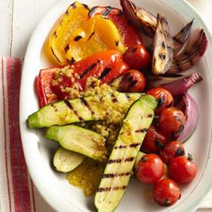5 Tips for How to Cook Grilled Vegetables Perfectly | Eating Well