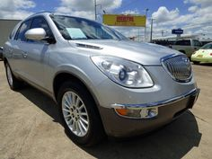 Your Personal Enclave! Drive Home in This Beautiful Texas-Owned 2010 #Buick #Enclave CX SUV with 3rd Row, Rear A/C, Power Liftgate & a Clean CARFAX Now Just $8,998! -- http://www.hertelautogroup.com/2010-Buick-Enclave/Used-SUV/FortWorth-TX/9494782/Details.aspx  #buickenclave #gmcacadia #chevytraverse #familycar #cardeal