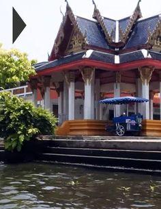 Речной круиз по реке Чао Прая (Chao Phraya) – лучший способ увидеть Бангкок с другой стороны.