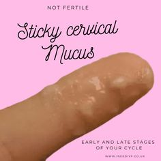 Everything you need to know about cervical mucus and ovulation - I Need IVF Trying To Get Pregnant, Getting Pregnant, Ovulation Symptoms, Cervical Mucus, Shaving Tips, Conceiving, Nurse Quotes, Fertility, To Tell