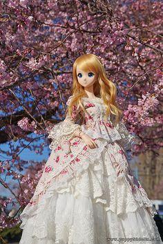 Kizuna Yumeno Smart Doll by Puppy52Dolls