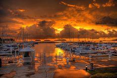 Kota Kinabalu e Borneo: spiagge e cosa vedere in Malesia Kota Kinabalu, Mount Kinabalu, Amazing Sunsets, Beautiful Sunset, Beautiful Things, Mozambique Beaches, Cities, Honeymoon Places, Honeymoon Destinations