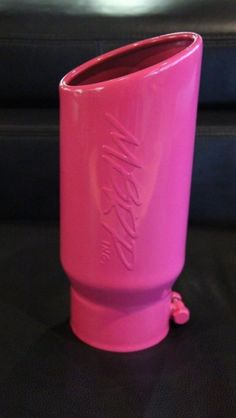 Car accessories for girls · hot pink exhaust tips! don't mind if i do!