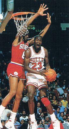 MJ vs Dr.J