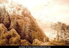 Autumn - Caspar David Friedrich - www.caspardavidfriedrich.org