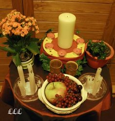 Summerfeast altar version 2. (2) by LoveLiveLilith on deviantART - Pinned by The Mystic's Emporium on Etsy