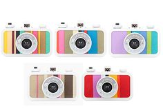 Lomography - La Sardina Beach Cameras Edition on the Behance Network