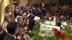Wiener Philharmoniker's (Vienna Philharmonic Orchestra) New Year Concert in 2009. Conductor: Daniel Barenboim. The New Year's Concert of the Vienna Philharmonic is a concert of classica…