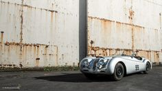Here's Why The XK120 Was The Start Of Jaguar's Golden Era • Petrolicious