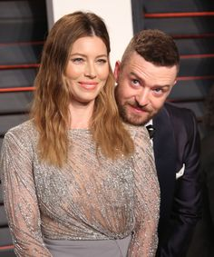 """Justin Timberlake Jessica Biel Birthday Selfie 