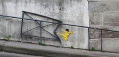 Görülmeye Değer 30 Sokak Sanatı Çalışması