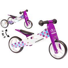 W świecie zabawek: Rowerek biegowy 2w1 czyli poznajemy świat na 3 kołach!