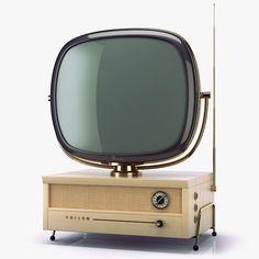 retro televisions - Google Search