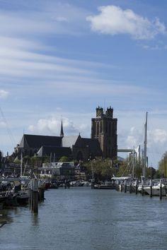 https://flic.kr/p/n2sDwG | Nieuwe Haven, Grote kerk, Dordrecht