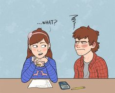 """HUZZAH a pinecest comic doublepines: """" pssst they're supposed to be 17 and already in a (relatively new) relationship type thing in this so read accordingly hurhur i actually had to go back and look. Dipper X Mabel, Mabel Pines, Pinecest, Gravity Falls Art, Cartoon People, Read Comics, Wattpad, Star Vs The Forces Of Evil, New Relationships"""