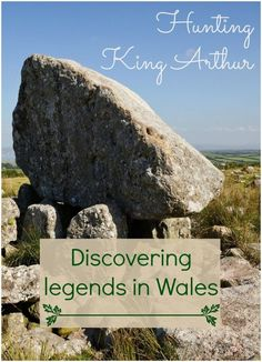Discovering Welsh legends from King Arthur and Merlin to St David, along with some of the tales, myths and traditional stories told in Wales. We journeyed along the south coast of Wales to the westernmost point, as part of 2017's year of legends.