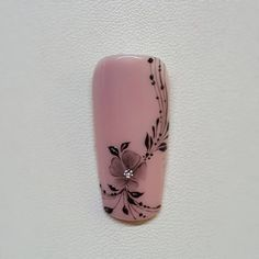 Here are some hot nail art designs that you will definitely love and you can make your own. You'll be in love with your nails on a daily basis. Spring Nails, Summer Nails, Cute Nails, Pretty Nails, Hair And Nails, My Nails, Floral Nail Art, Toe Nail Designs, Nails Design