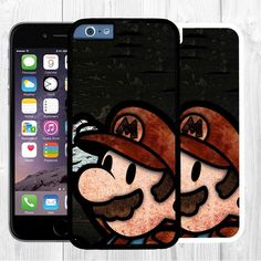 "Funny Mario iPhone 6 Case For Geek Super Mario iPhone 6 Small Case 4.7""  #ForGeek #Gameboy #iPhone6 #iphone6case #iphone6cover #Mario #SmalliPhone6Case #SuperMario 2014 xmas gift idea"
