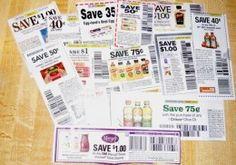 More info on getting coupons in the mail.