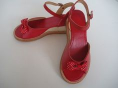 handmade little girls sandals