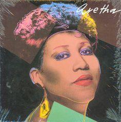 """Aretha Franklin - Aretha - 12"""" LP"""