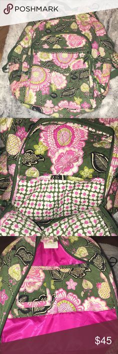 Vera Bradley backpack Vera Bradley backpack Great condition Vera Bradley Bags Backpacks