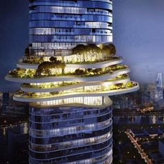 Sky Forest by Büro Ole Scheeren in Ho Chi Minh City Vietnam. See more @amazingskyscraper Image Buro Ole Scheeren #hochiminh #vietnam http://ift.tt/2eEJz9B http://ift.tt/1BfEixD A collection of the best contemporary architecture to inspire you. #design #architecture #contemporary #amazingarchitecture #architecten #nofilter #architect #arquitectura #iphoneonly #instaarchitecture #love #concept #Architektur #architecture #luxury #architect #architettura #interiordesign #photooftheday…