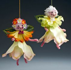 More flower fairies!