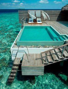 Dream Getaway :: Dusit Thani Maldives