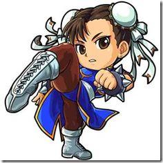 Street Fighter X All Capcom - Chun-Li (Street Fighter)