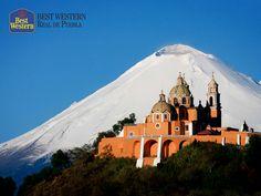 EL MEJOR HOTEL EN PUEBLA. El estado de Puebla, cuenta con varios pueblos mágicos, ideales para conocer en estas vacaciones. En Best Western Real de Puebla, le aseguramos que cualquiera que visite, le dejará sorprendido con su belleza. Usted elije: Cuetzalan, Pahuatlán, Chignahuapan, Cholula, Tlatlauquitepec, Xicotepec, Atlixco, Zacatlán o Huauchinango.   #bestwesternhotelrealdepuebla