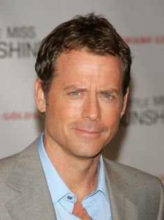 "Greg Kinnear....so darn cute!  Loved him in remake of ""Sabrina"" with Harrison Ford and Julia Ormond."
