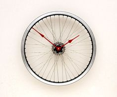 Bike Clock!
