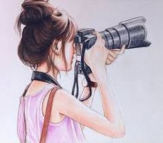 Image result for sketch drawing of a fashion girl