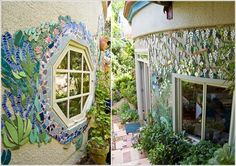 10 Mosaic Wall Art Ideas That Will Leave You Mesmerized 4