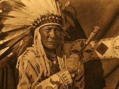 Red Crow - Blackfoot (Kainai) -