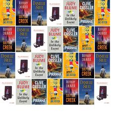 """Wednesday, September 16, 2015: The Sandown Public Library has 14 new audiobooks in the Audiobooks & Courses section.   The new titles this week include """"Middle School: Just My Rotten Luck,"""" """"Solitude Creek,"""" and """"At the Water's Edge."""""""