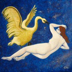 Les albums de Céline E.: Léda et le cygne - Opus 7