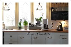 my kitchen Buffet, Kitchen Cabinets, Storage, Furniture, Home Decor, Purse Storage, Decoration Home, Room Decor, Cabinets