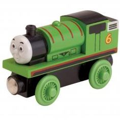 Thomas And Friends Wooden Railway Percy The Small Engine $11.39