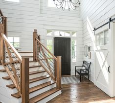 Best 427 Best Staircase Railings Images In 2019 Interior 640 x 480